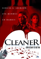 Cleaner - German DVD movie cover (xs thumbnail)