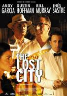 The Lost City - Italian Movie Poster (xs thumbnail)