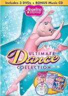 """Angelina Ballerina: The Next Steps"" - DVD cover (xs thumbnail)"