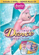 """Angelina Ballerina: The Next Steps"" - DVD movie cover (xs thumbnail)"