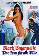 L'infermiera di campagna - German DVD cover (xs thumbnail)