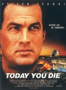 Today You Die - Movie Poster (xs thumbnail)
