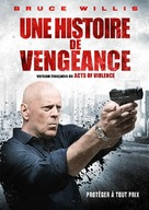 Acts of Violence - Canadian DVD movie cover (xs thumbnail)