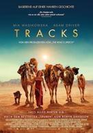 Tracks - Swiss Movie Poster (xs thumbnail)