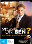 Any Questions for Ben? - Australian DVD movie cover (xs thumbnail)