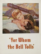 For Whom the Bell Tolls - poster (xs thumbnail)