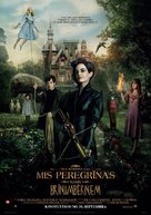 Miss Peregrine's Home for Peculiar Children - Latvian Movie Poster (xs thumbnail)