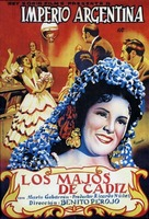 La maja de los cantares - Spanish Movie Poster (xs thumbnail)