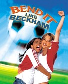 Bend It Like Beckham - Blu-Ray movie cover (xs thumbnail)