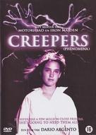Phenomena - Belgian DVD movie cover (xs thumbnail)