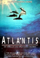 Atlantis - German Movie Poster (xs thumbnail)