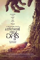 A Monster Calls - Thai Movie Poster (xs thumbnail)