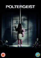 Poltergeist - British DVD movie cover (xs thumbnail)