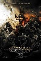 Conan the Barbarian - British Movie Poster (xs thumbnail)