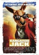 Kangaroo Jack - German Movie Poster (xs thumbnail)