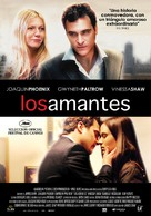 Two Lovers - Chilean Movie Poster (xs thumbnail)