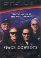 Space Cowboys - Italian Movie Poster (xs thumbnail)