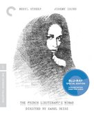 The French Lieutenant's Woman - Blu-Ray movie cover (xs thumbnail)