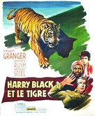 Harry Black - French Movie Poster (xs thumbnail)