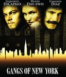 Gangs Of New York - Blu-Ray movie cover (xs thumbnail)