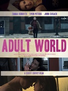 Adult World - Movie Poster (xs thumbnail)