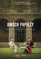 The Two Popes - Polish Movie Poster (xs thumbnail)