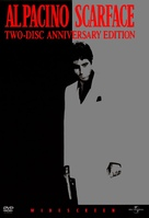 Scarface - DVD movie cover (xs thumbnail)