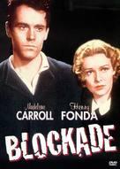 Blockade - DVD cover (xs thumbnail)