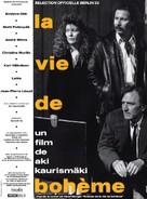 La vie de bohème - French Movie Poster (xs thumbnail)