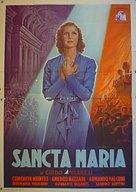 Sancta Maria - Movie Poster (xs thumbnail)