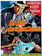 Scandal Sheet - Belgian Movie Poster (xs thumbnail)