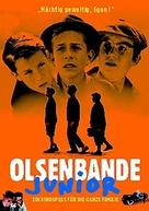 Olsen Banden Junior - German Movie Poster (xs thumbnail)
