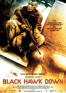 Black Hawk Down - German Movie Poster (xs thumbnail)
