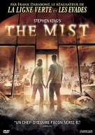 The Mist - Swiss DVD movie cover (xs thumbnail)