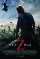 World War Z - Canadian Movie Poster (xs thumbnail)
