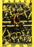 Cabaret - Hungarian Movie Poster (xs thumbnail)