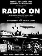 Radio On - French DVD cover (xs thumbnail)