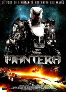 Mantera - French DVD cover (xs thumbnail)