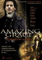 Amazing Grace - French DVD cover (xs thumbnail)