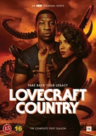 """""""Lovecraft Country"""" - Danish DVD movie cover (xs thumbnail)"""