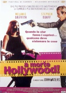 Cecil B. DeMented - Italian Movie Poster (xs thumbnail)