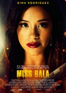 Miss Bala - German Movie Poster (xs thumbnail)