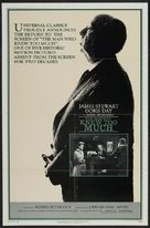 The Man Who Knew Too Much - Movie Poster (xs thumbnail)