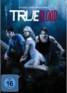 """True Blood"" - German DVD movie cover (xs thumbnail)"