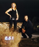 """CSI: Crime Scene Investigation"" - German poster (xs thumbnail)"