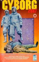 Cyborg 2087 - British Movie Cover (xs thumbnail)