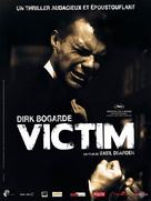 Victim - French Movie Poster (xs thumbnail)