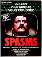 Spasms - French Movie Poster (xs thumbnail)