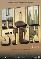 Houston - German Movie Poster (xs thumbnail)