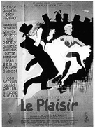 Le plaisir - French Movie Poster (xs thumbnail)
